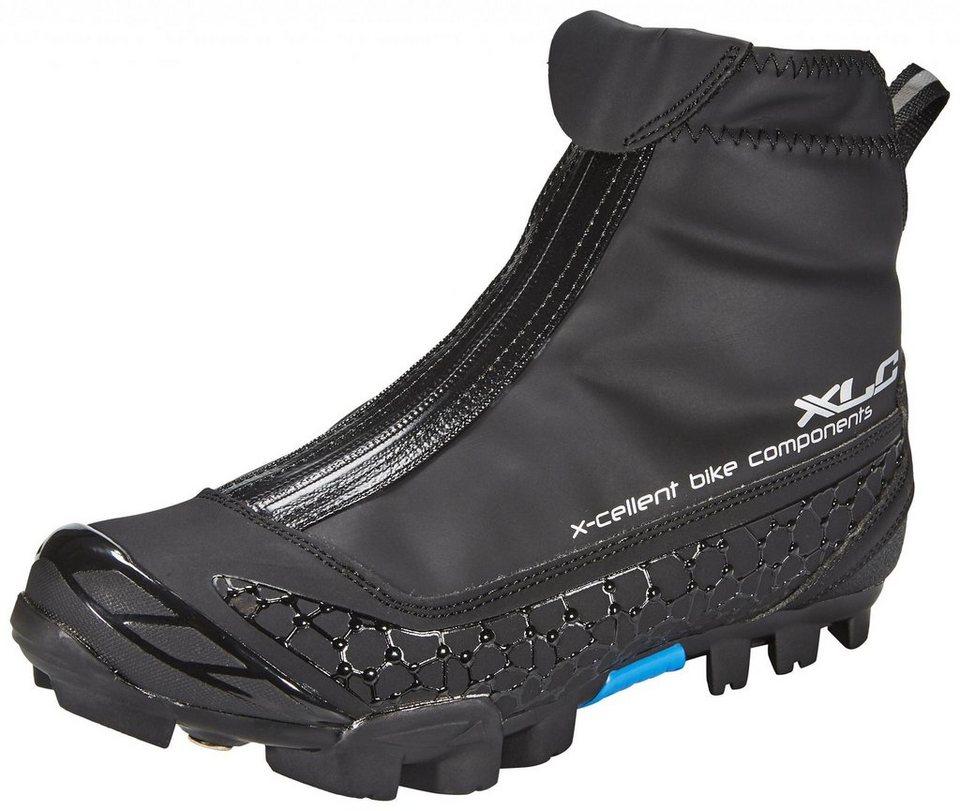 XLC Fahrradschuhe »Winterschuhe Unisex« in schwarz