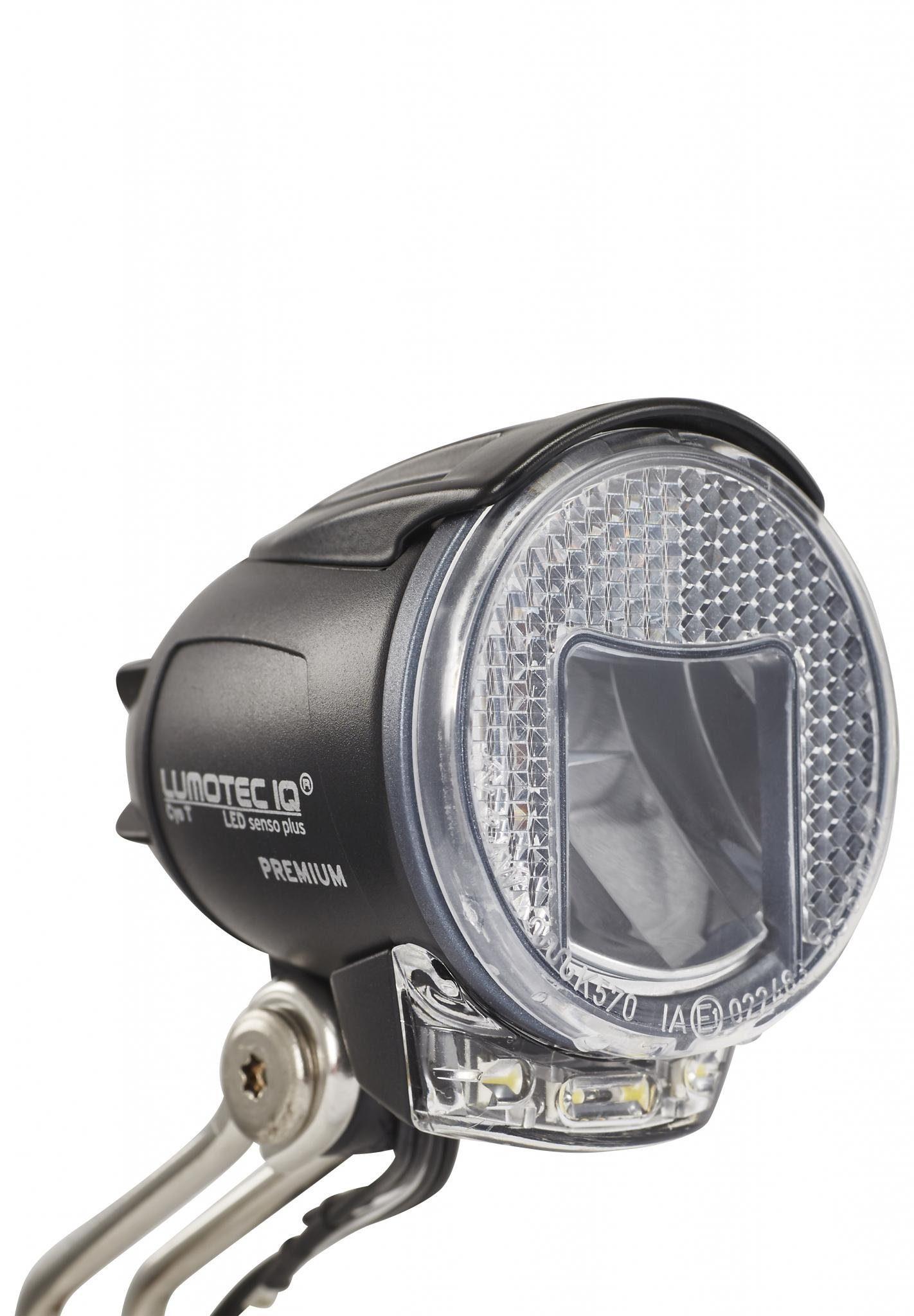 Busch + Müller Fahrradbeleuchtung »Lumotec IQ Cyo R Premium T senso plus«