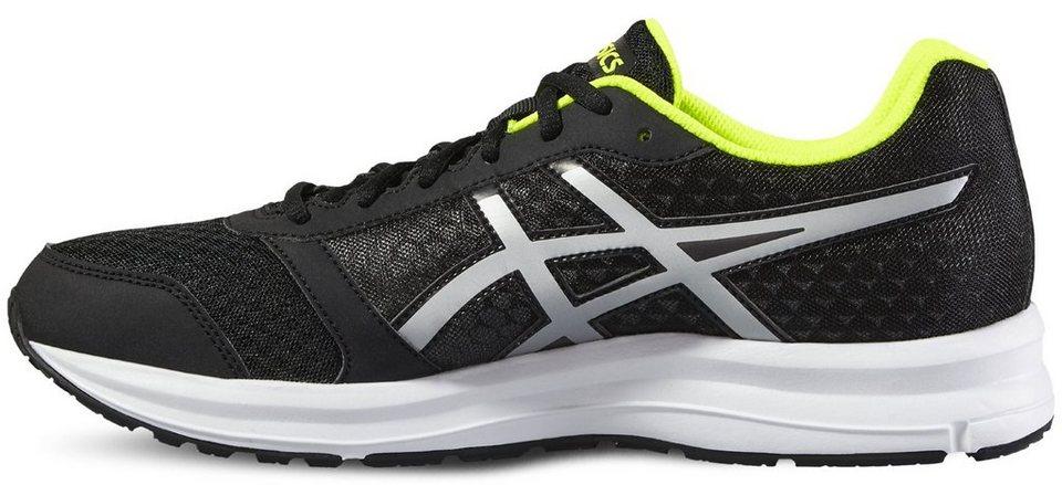 asics Runningschuh »Patriot 8 Shoe Men« in schwarz