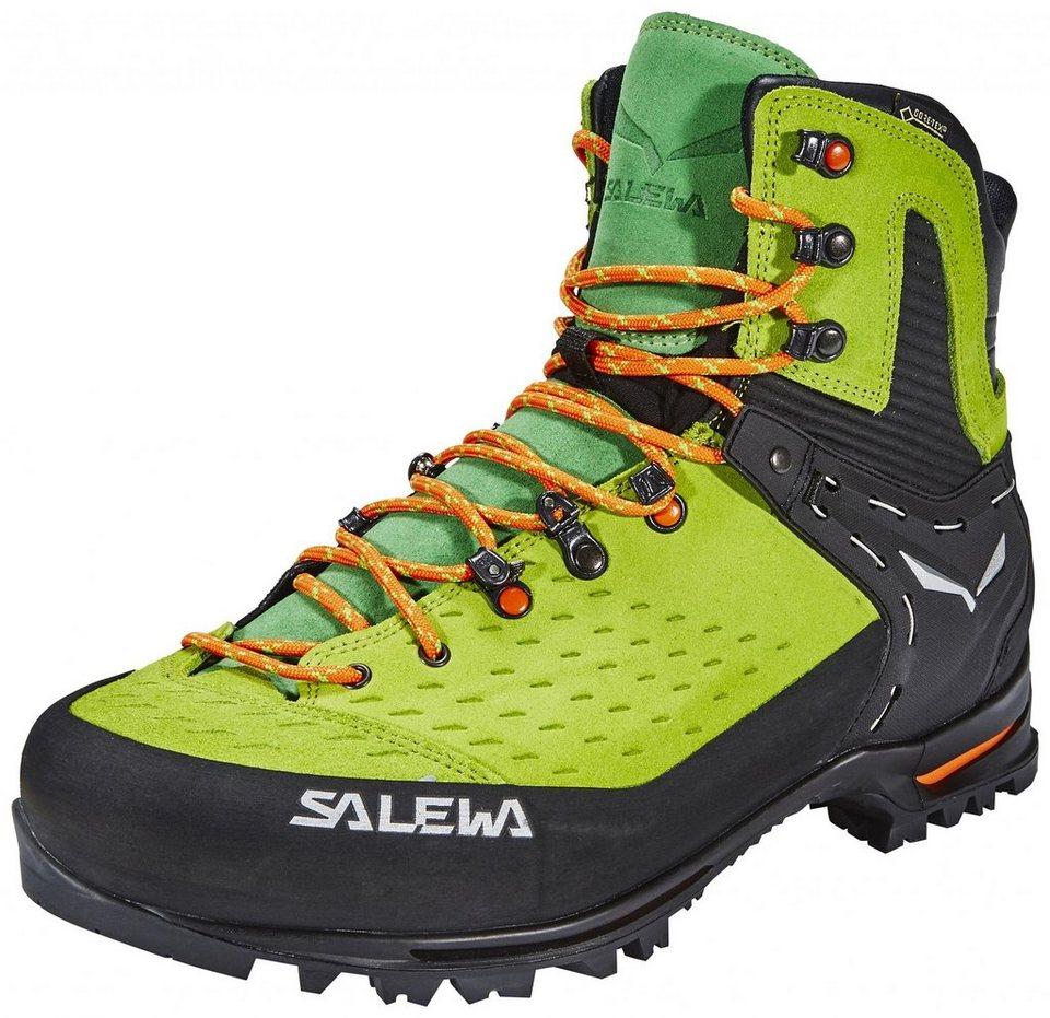 Salewa Kletterschuh »Vultur GTX Alpine Boots Unisex« in grün