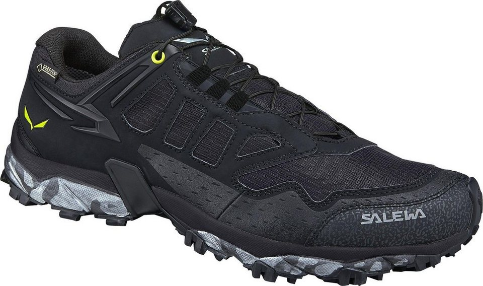 Salewa Runningschuh »Ultra Train GTX Shoes Men« in schwarz