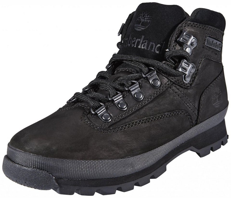 Timberland Kletterschuh »Euro Hiker Shoes Ladies Leather« in schwarz