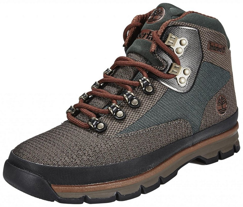 Timberland Kletterschuh »Euro Hiker Jacquard Shoes Men« in bunt