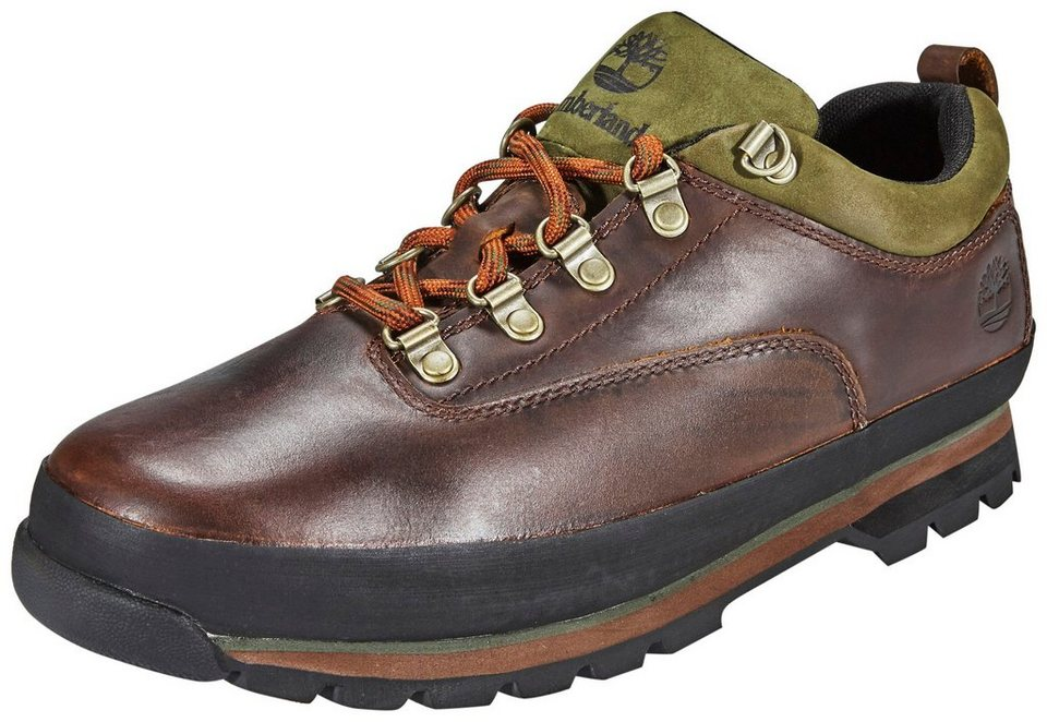 Timberland Kletterschuh »Euro Hiker Shoes Men Low« in braun