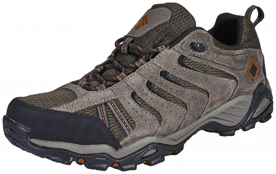 Columbia Kletterschuh »North Plains II Shoes Men WP« in braun