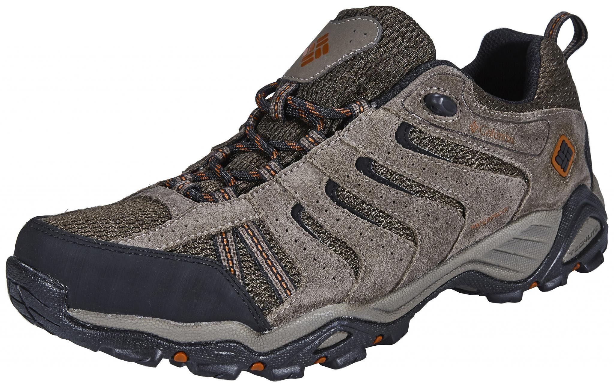 Columbia Kletterschuh »North Plains II Shoes Men WP«