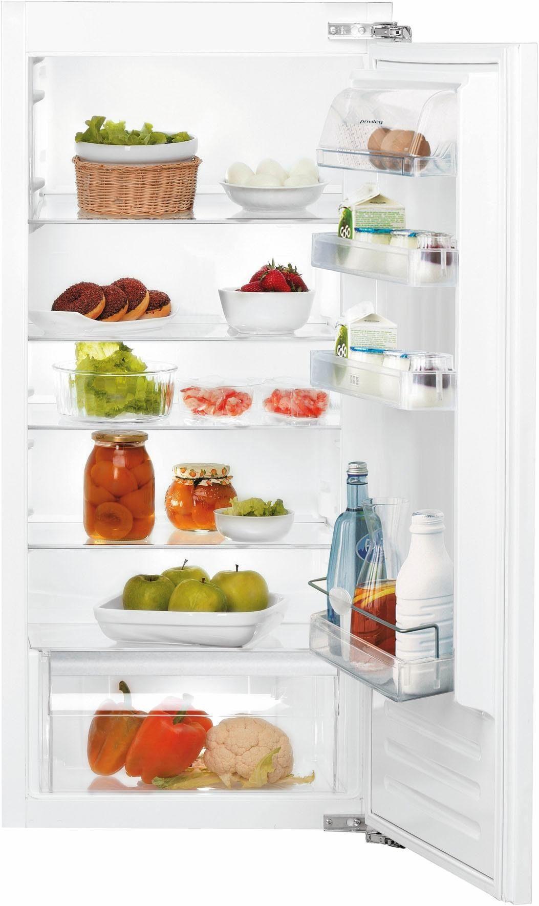 Privileg integrierbarer Einbaukühlschrank PRCI 225 A++, 122 cm hoch