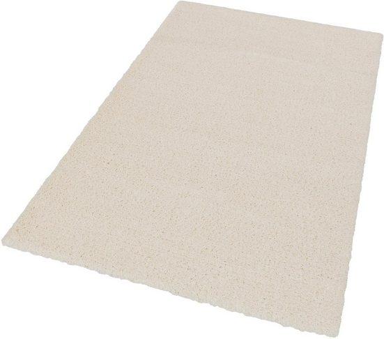 Hochflor-Teppich »Energy«, SCHÖNER WOHNEN-Kollektion, rechteckig, Höhe 45 mm, Wunschmaß, weiche Microfaser