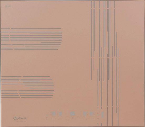 BAUKNECHT Induktions-Kochfeld von SCHOTT CERAN® ESDF 6040 FS, Limited Edition