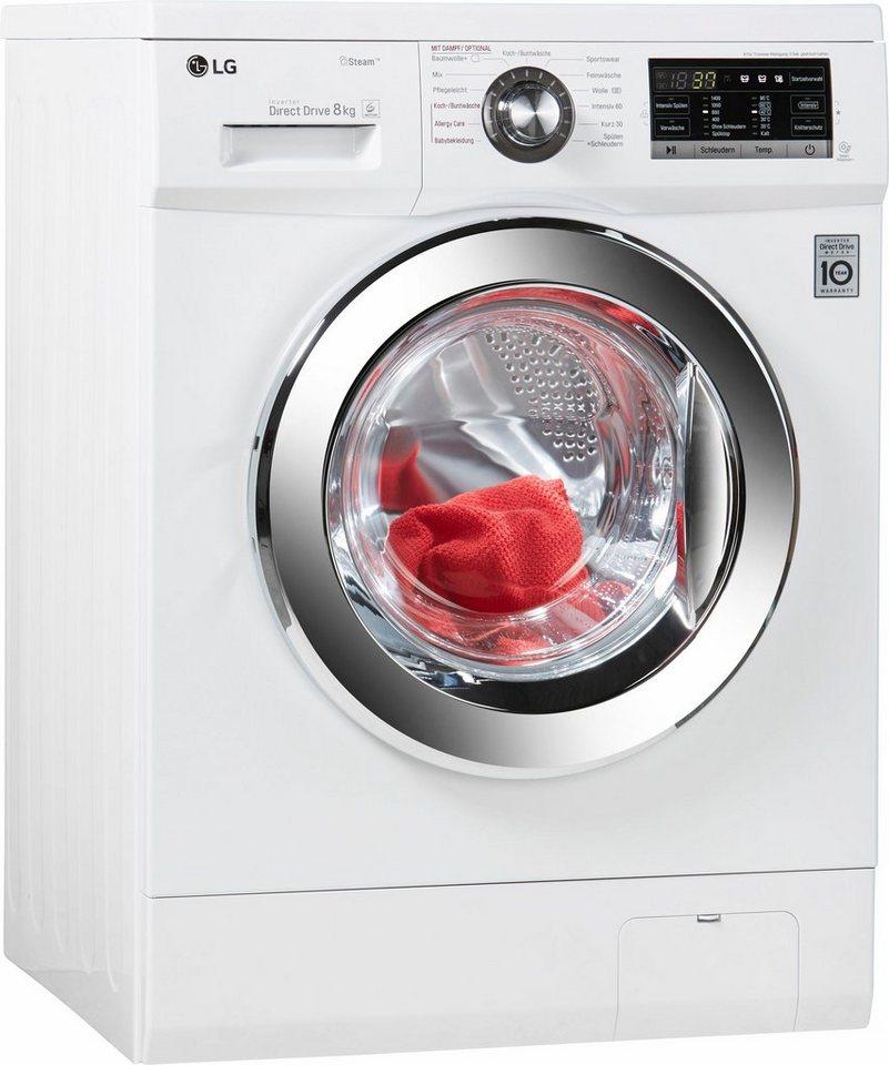 lg waschmaschine f 14g6 tdy2h 8 kg 1400 u min otto. Black Bedroom Furniture Sets. Home Design Ideas