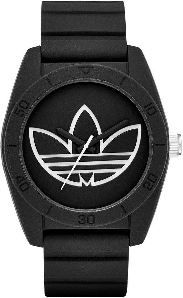 adidas Originals Quarzuhr »SANTIAGO, ADH3189« in schwarz