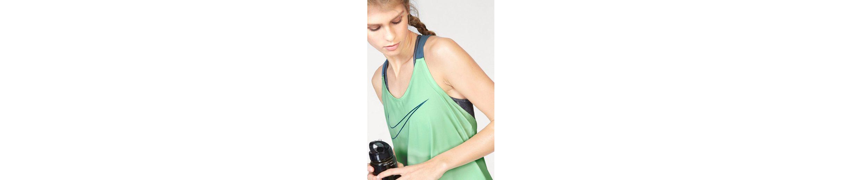 Nike Tanktop WOMEN NIKE BRTHE TANK ELASTIKA GRX SW Billig Verkauf Bestseller a5HflAs