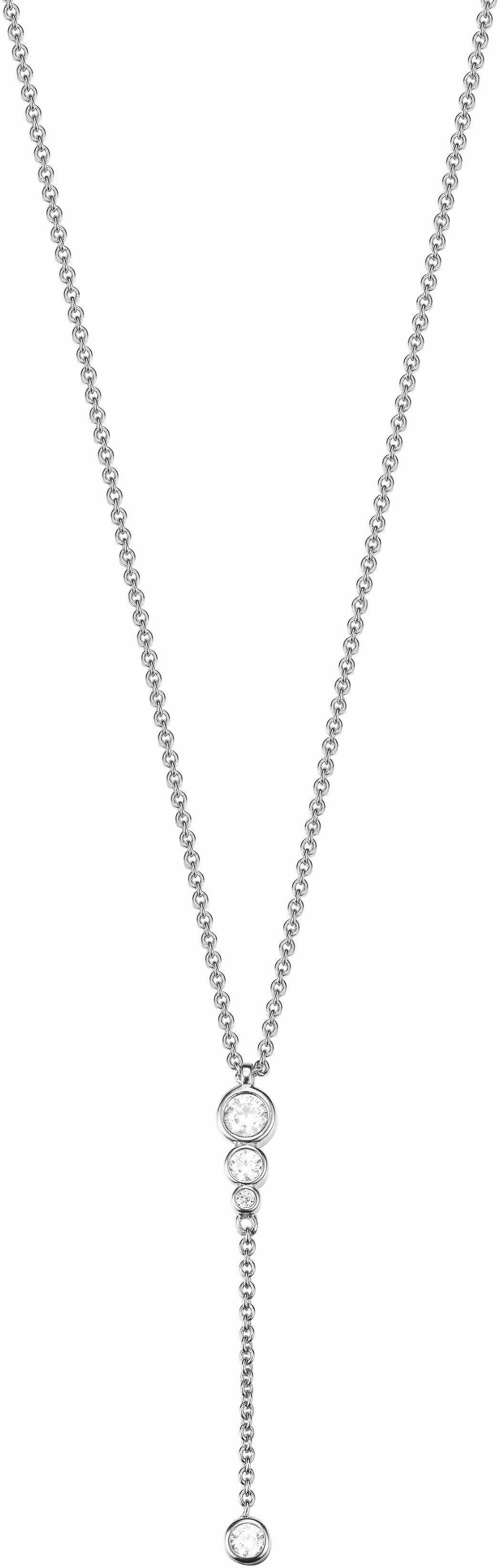 Esprit Silberkette »ESPRIT-JW52887, ESNL93628A420« mit Zirkonia