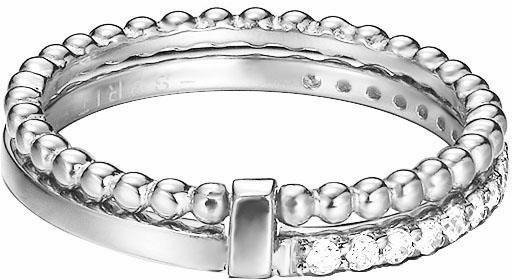 Esprit Silberring »ESPRIT-JW52892, ESRG92786A« mit Zirkonia in Silber 925