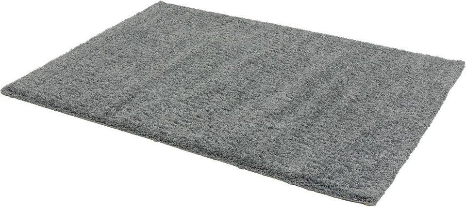 Hochflor-Teppich, Schöner Wohnen, »Energy«, Höhe 45 mm, gewebt in blau