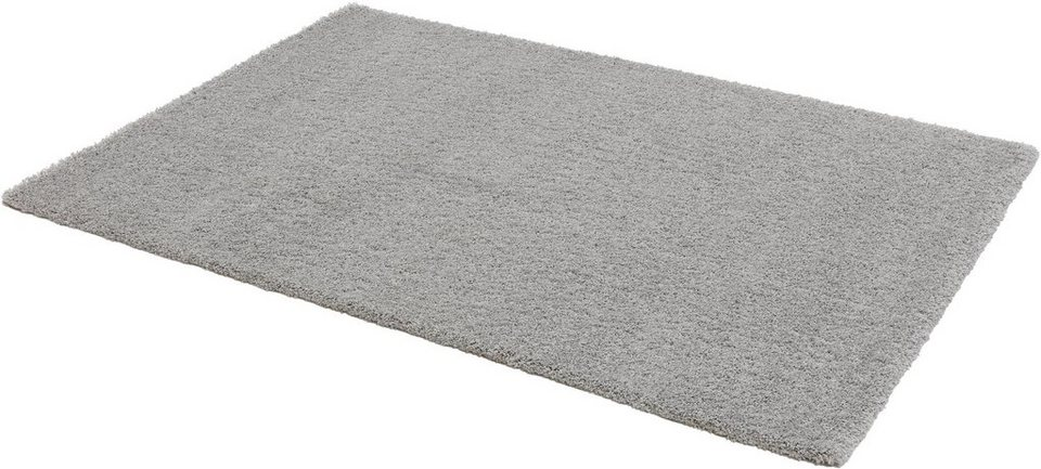 Hochflor-Teppich, Schöner Wohnen, »Energy«, Höhe 45 mm, gewebt in silber