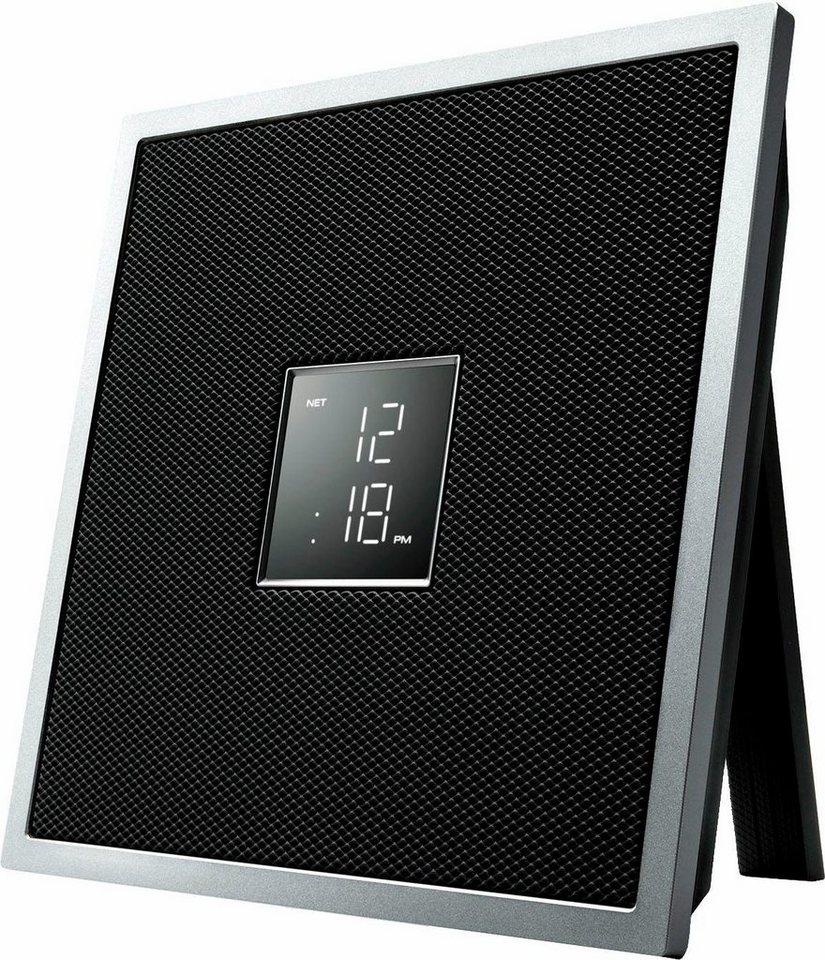 MusicCast ISX-18D Lautsprecher (Multiroom, Bluetooth, WiFi, Spotify) in schwarz