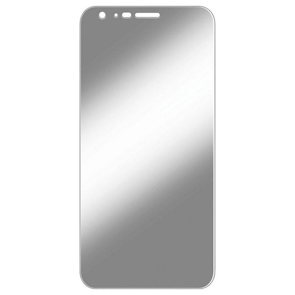 Hama Display-Schutzfolie Crystal Clear für LG X Cam, 2 Stück in Transparent