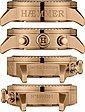 HAEMMER GERMANY Chronograph »DEMI, DSC-07« limitiert auf 999 Stück, Bild 2
