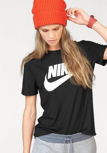 Nike Sportswear T-Shirt »WOMEN NSW ESSENTIAL TEE HBR«