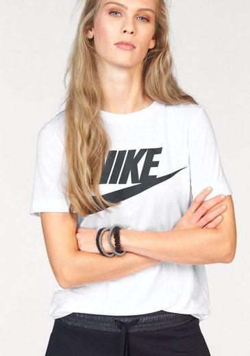 Nike Sportswear T-Shirt »WOMEN NSW ESSENTIAL TEE HBR«