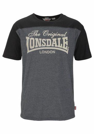 Lonsdale T-Shirt LEADHILLS