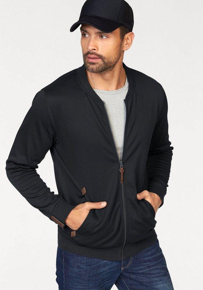 Ocean Sportswear Trainingsjacke in schwarz