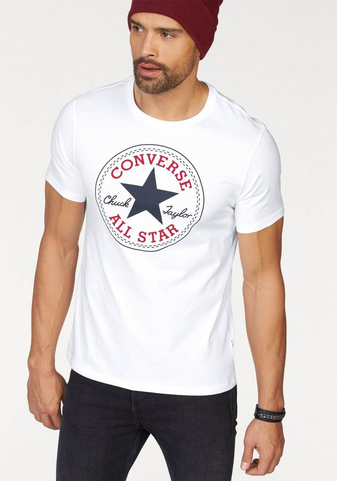 Converse T-Shirt »CORE CHUCK PATCH TEE« kaufen   OTTO 8f0affabfb