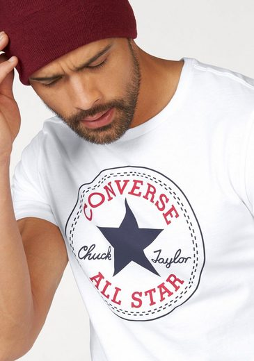 Converse T-Shirt CORE CHUCK PATCH TEE