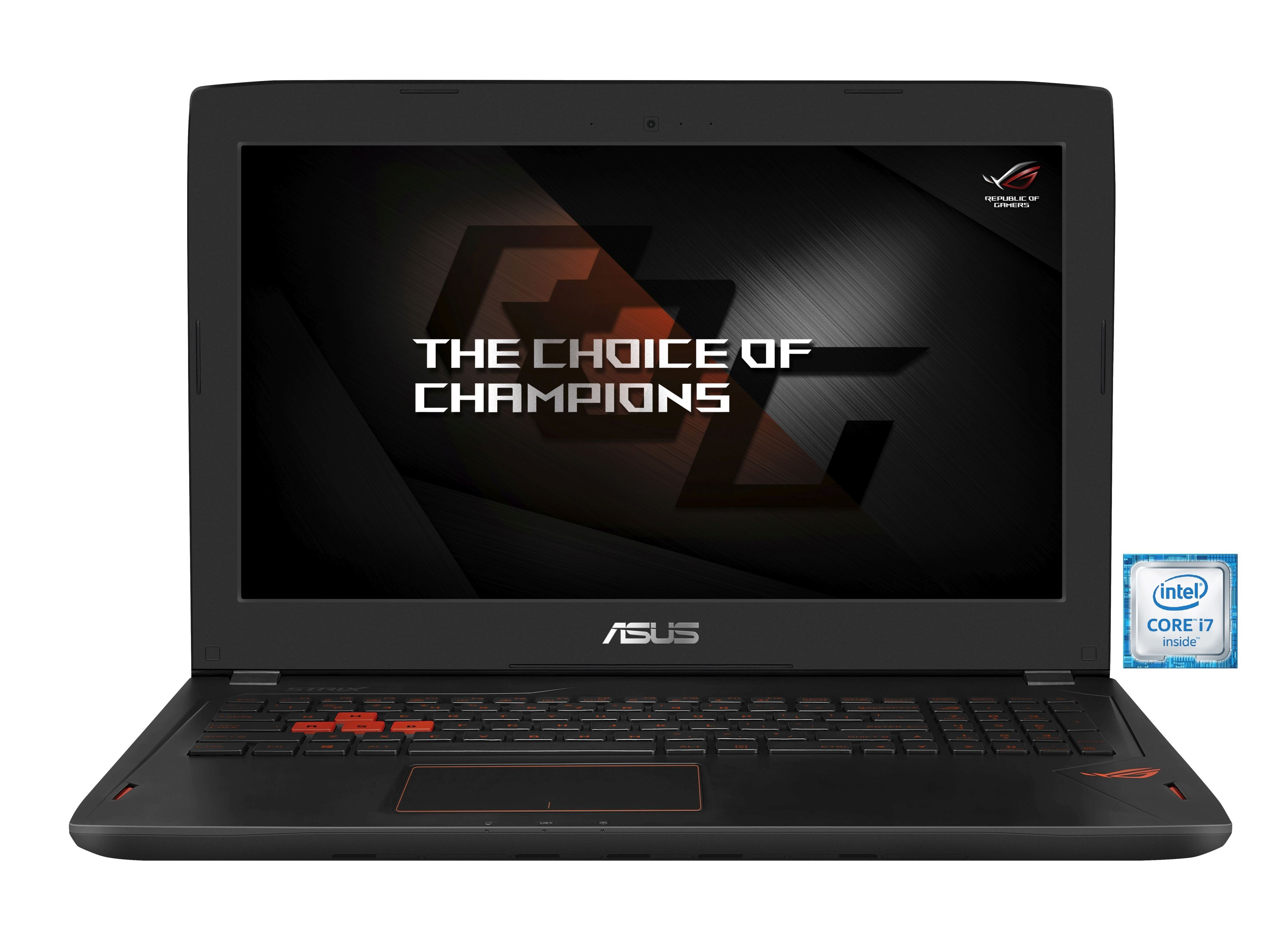 "ASUS GL502VM-FY035T Gaming-Notebook »Intel Core i7, 15,6"" (39,6cm), 256 GB + 1 TB, 8 GB«"
