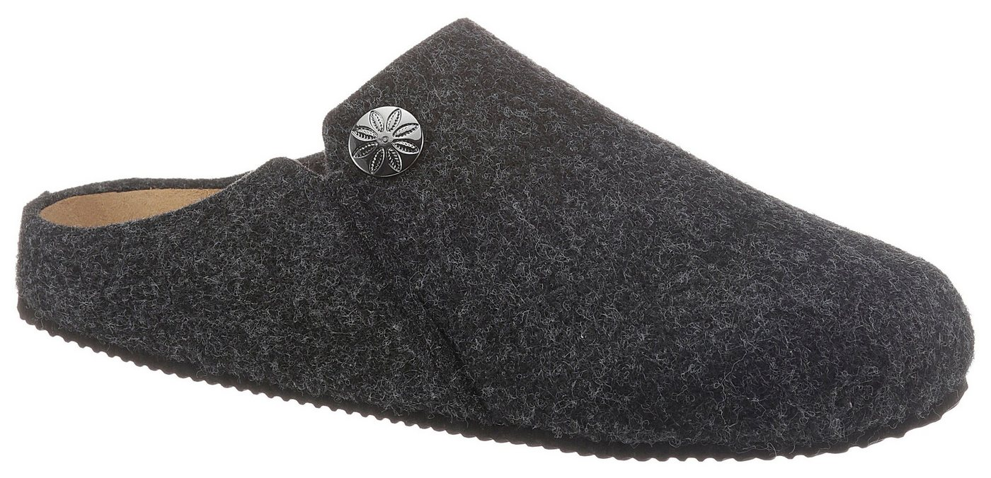 Hausschuhe - BIO POINT Pantoffel zum Schlupfen ›  - Onlineshop OTTO