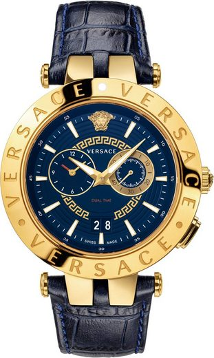 Versace Schweizer Uhr »V-Race, VEBV00219«