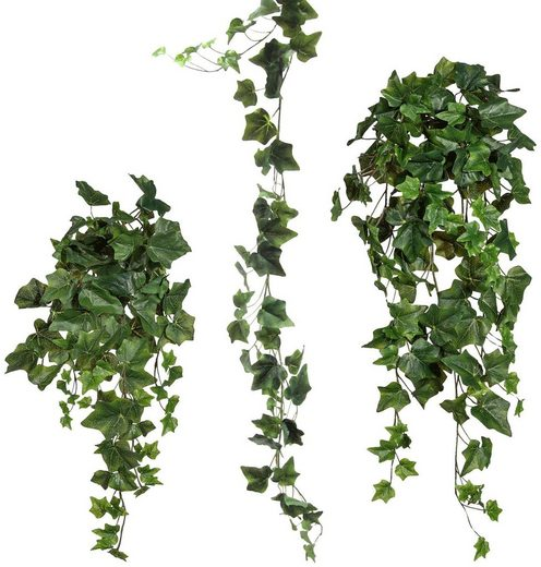 Kunstranke »Efeugirlande«, Creativ green, Höhe 180 cm