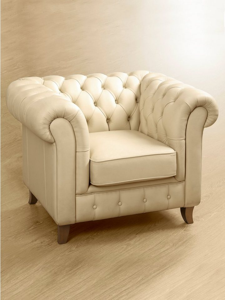 heine home Sessel aus echtem Leder online kaufen