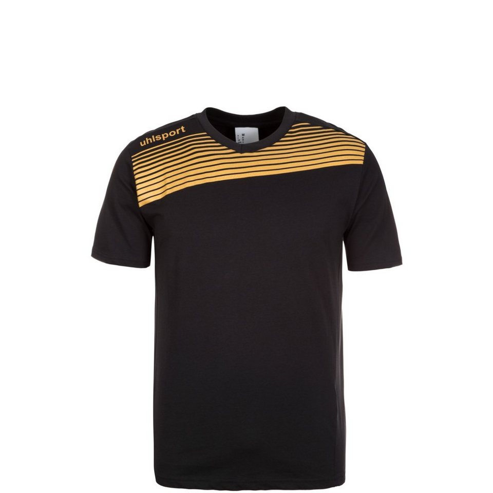 UHLSPORT Liga 2.0 Trainingsshirt Kinder in schwarz / gold