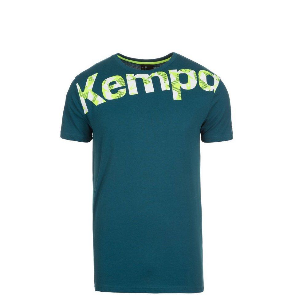 KEMPA Core Graphic T-Shirt Kinder in petrol