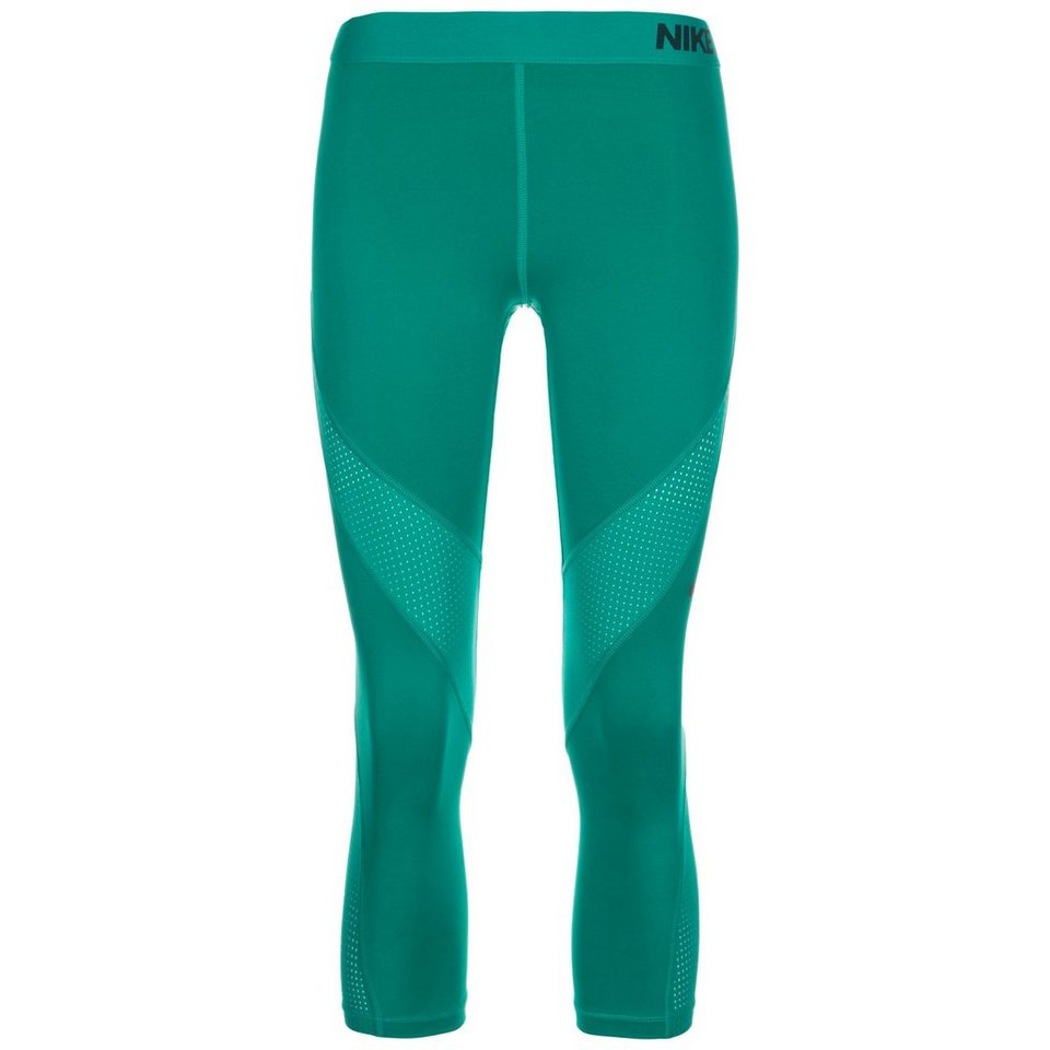 NIKE Pro Hypercool Trainingstight Damen in grün