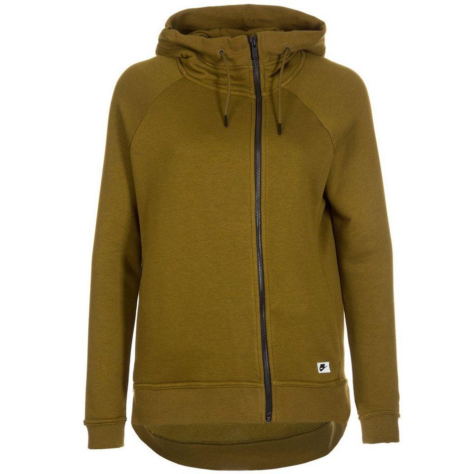 Nike Sportswear Modern Cape Kapuzenjacke Damen in oliv