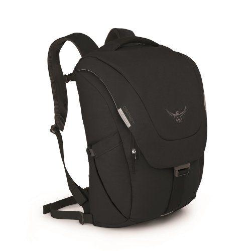 Osprey Rucksäcke »Flap Jack Pack« in black