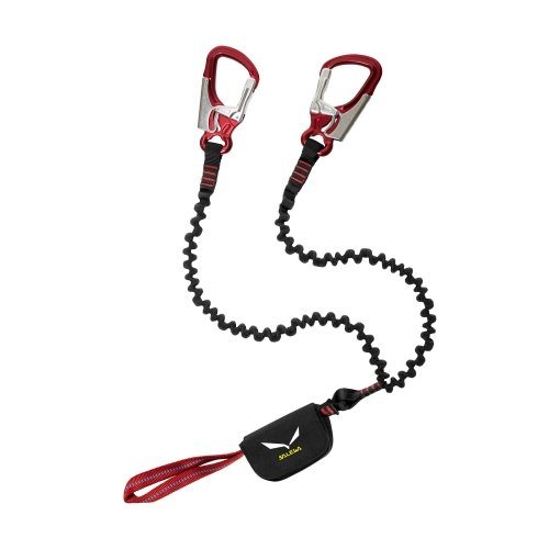 Salewa Kletterzubehör »Premium Attac« in black/red