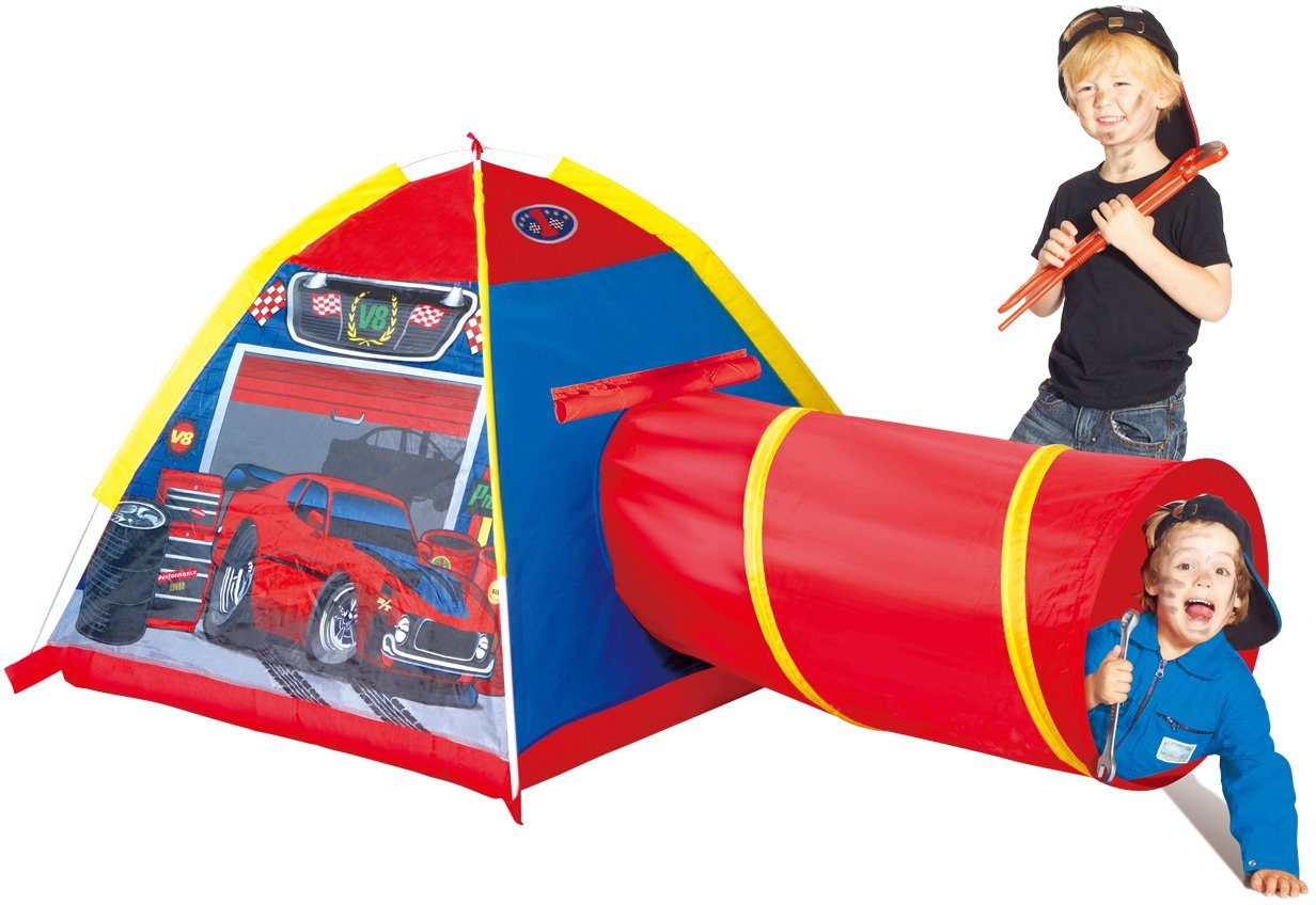 Spielzelt, »Micasa Garage Tent and Tunnel«