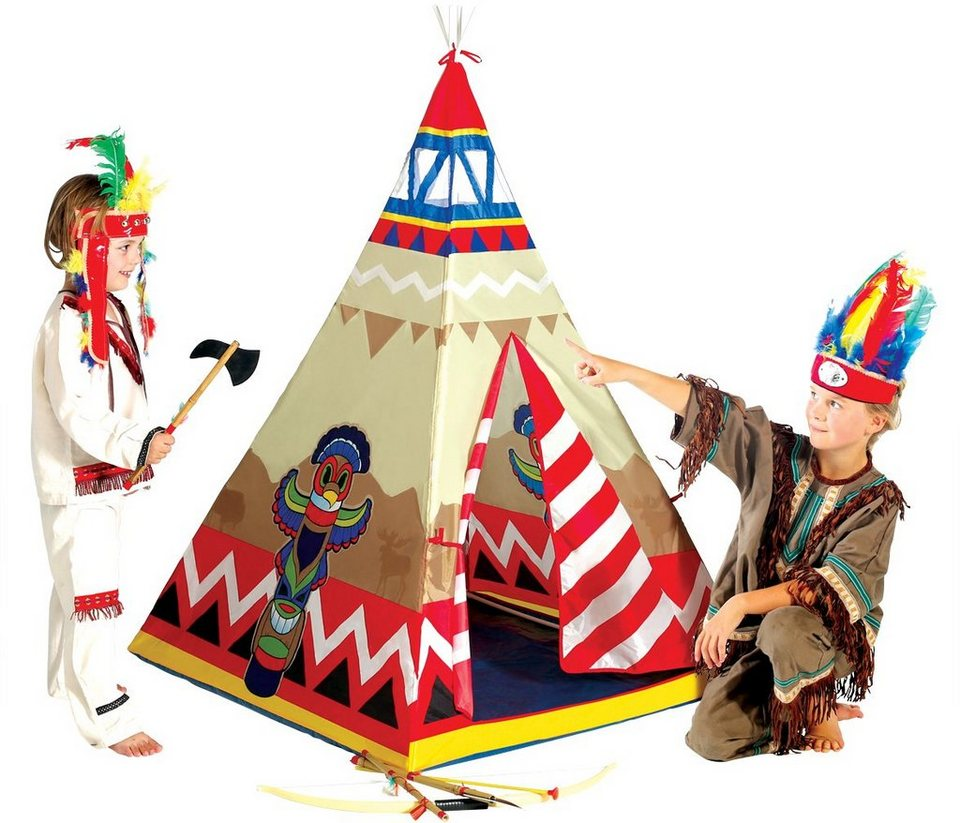 Spielzelt, »Micasa Indian Tent«