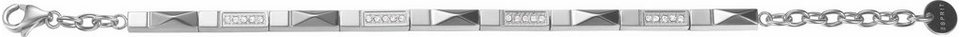 Esprit Armband »ESPRIT-JW52926, ESBR11721A180« in silberfarben