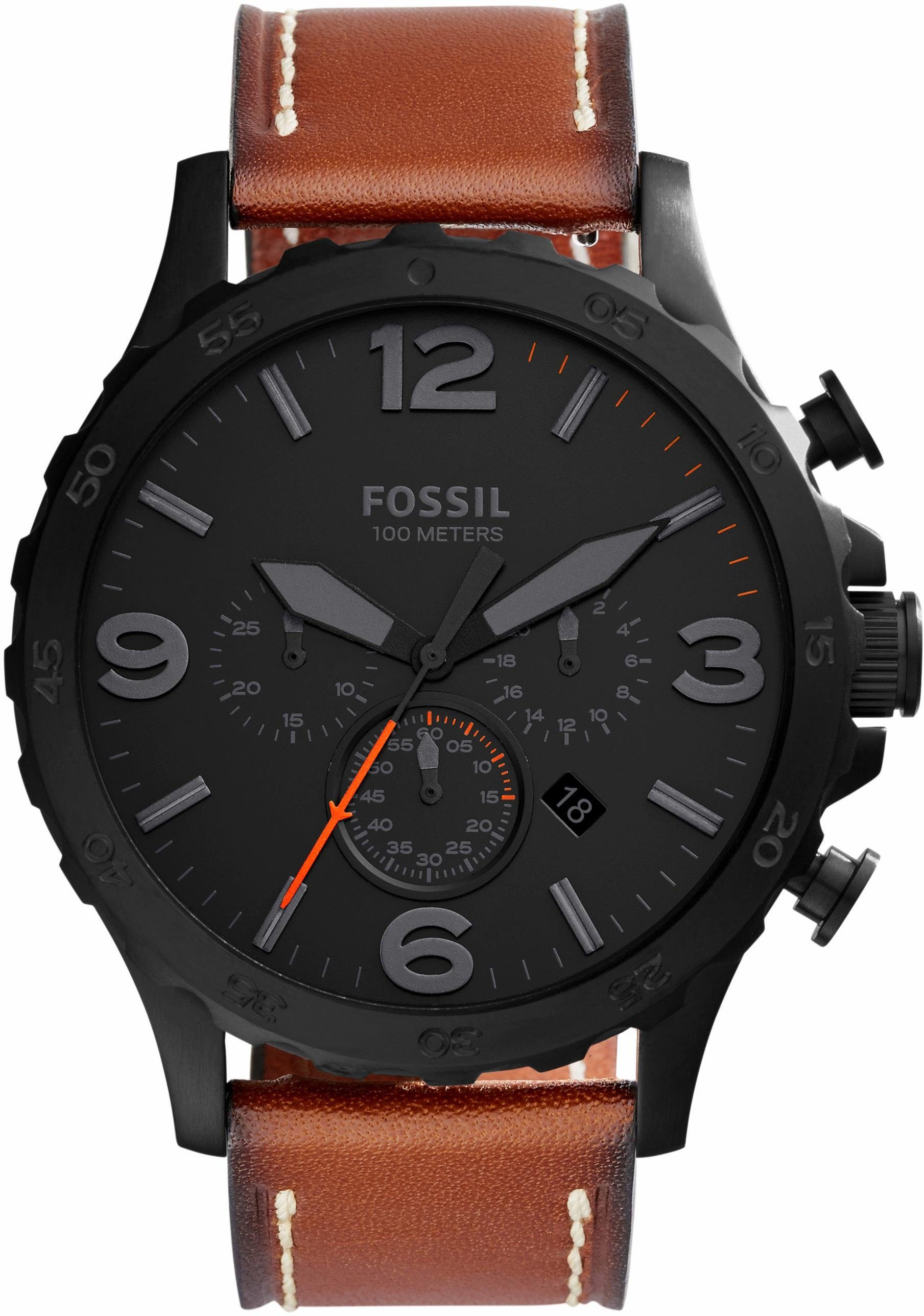 Fossil Chronograph »NATE, JR1524«
