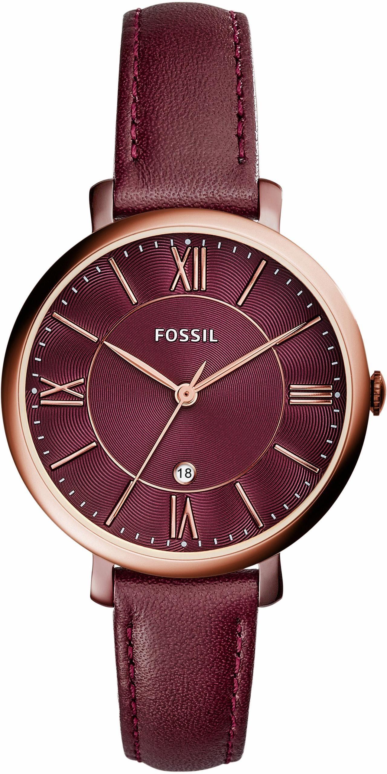 Fossil Quarzuhr »JACQUELINE, ES4099«