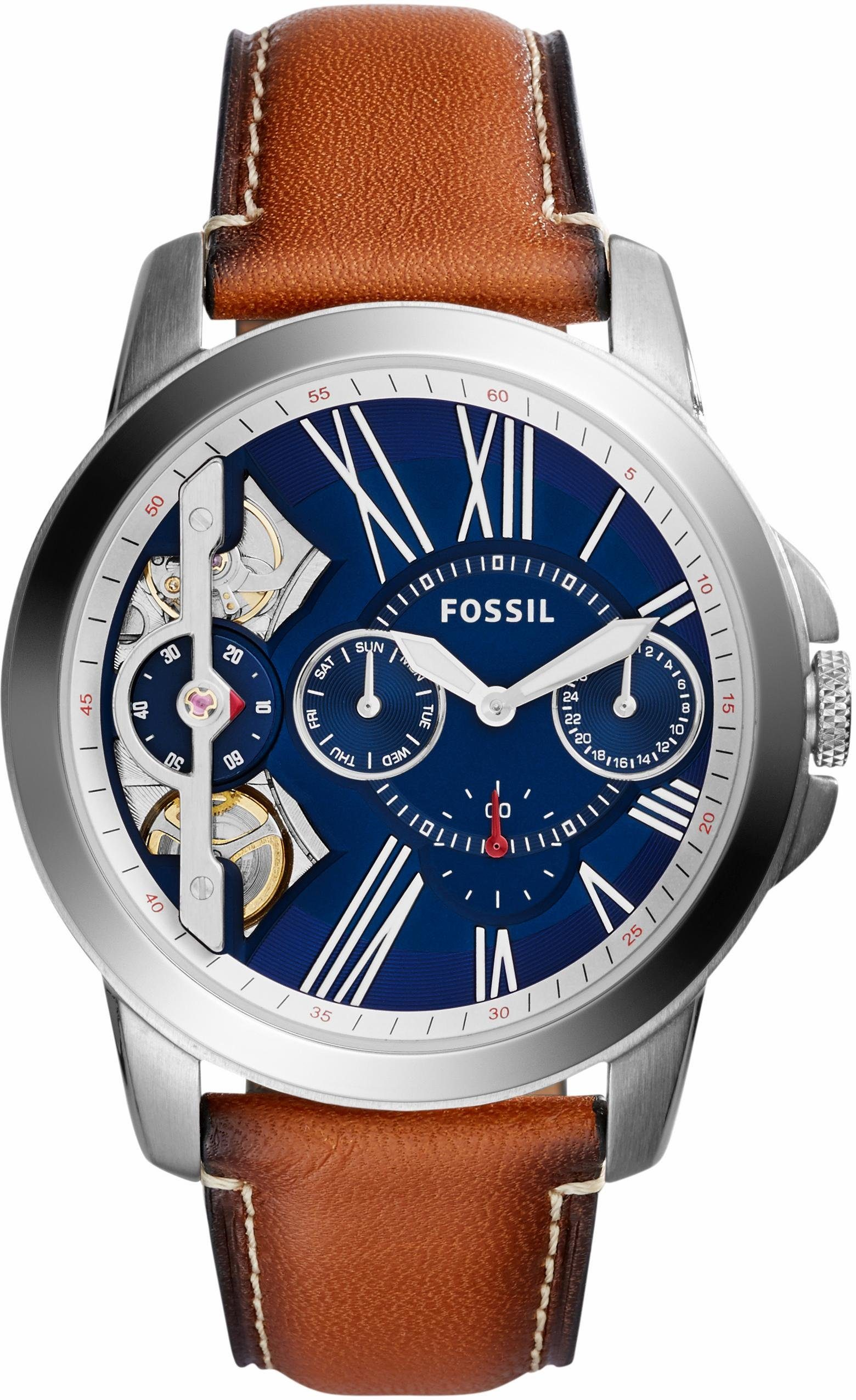 Fossil Multifunktionsuhr »GRANT, ME1161«