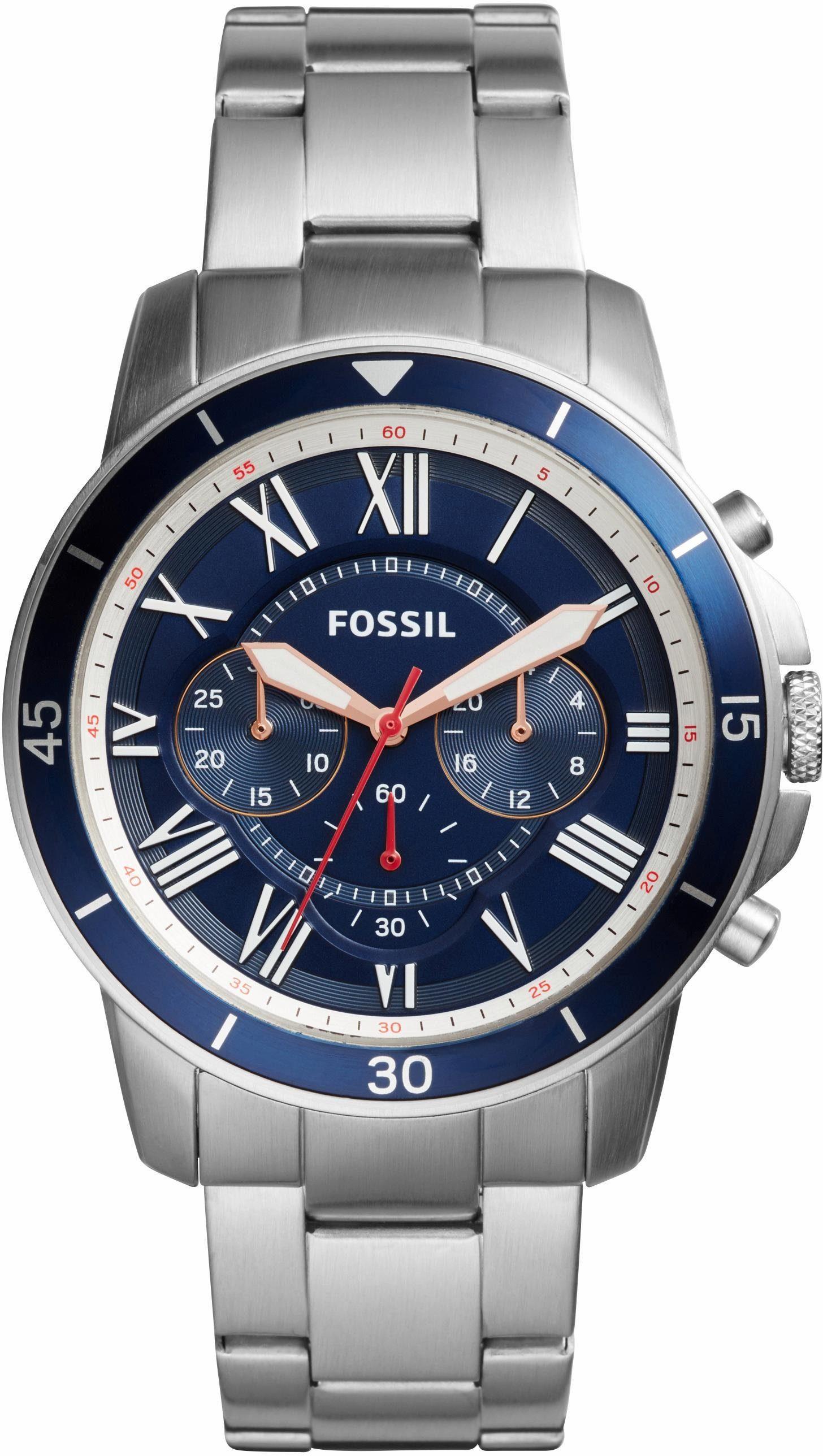 Fossil Chronograph »GRANT SPORT, FS5238«