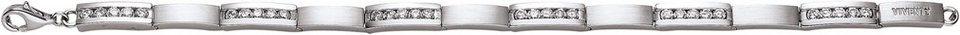 VIVENTY Armband »691697« mit Zirkonia in Silber 925