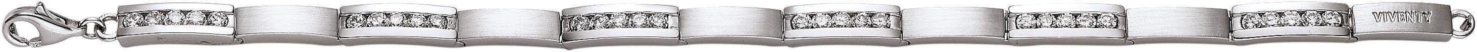 VIVENTY Armband »691697« mit Zirkonia