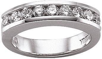 VIVENTY Silberring »691691« mit Zirkonia in Silber 925